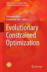Evolutionary Constrained Optimization (Infosys Science Foundation Series)-cover