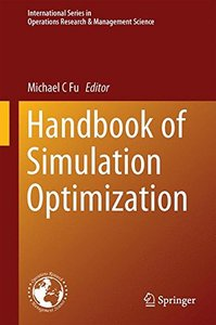 Handbook of Simulation Optimization (International Series in Operations Research & Management Science)-cover
