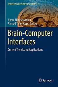 Brain-Computer Interfaces: Current Trends and Applications (Intelligent Systems Reference Library)-cover