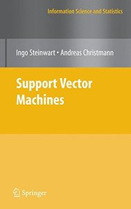 Support Vector Machines (Information Science and Statistics)-cover
