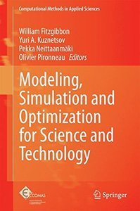 Modeling, Simulation and Optimization for Science and Technology (Computational Methods in Applied Sciences)-cover