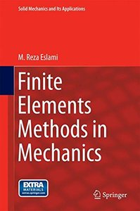 Finite Elements Methods in Mechanics (Solid Mechanics and Its Applications)-cover