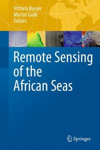 Remote Sensing of the African Seas-cover