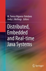 Distributed, Embedded and Real-time Java Systems-cover