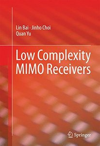 Low Complexity MIMO Receivers-cover