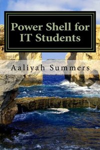 Power Shell for IT Students-cover
