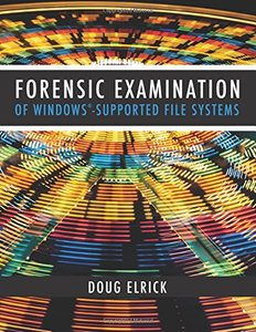 Forensic Examination of Windows-Supported File Systems-cover