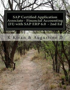SAP Certified Application Associate - Financial Accounting (FI) with SAP ERP 6.0 - 2nd Ed-cover