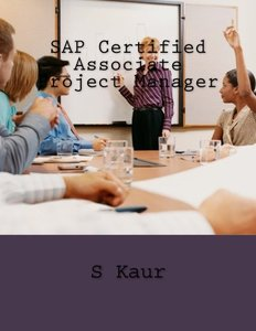 SAP Certified Associate Project Manager-cover