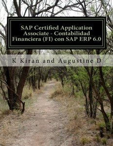 SAP Certified Application Associate - Contabilidad Financiera (FI) con SAP ERP 6.0 (Spanish Edition)-cover