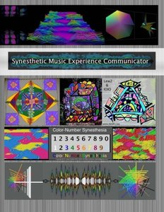 Synesthetic Music Experience Communicator: Dissertation in Human Computer Interaction-cover
