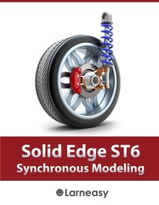 Solid Edge ST6 Synchronous Modeling-cover
