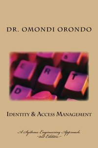 Identity & Access Management: A Systems Engineering Approach-cover