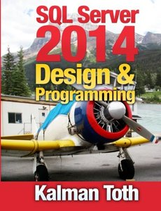 SQL Server 2014 Design & Programming-cover