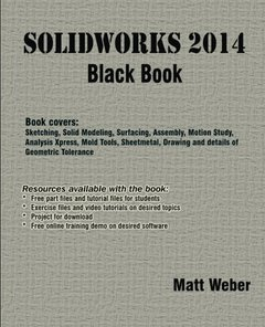 SolidWorks 2014 Black Book-cover
