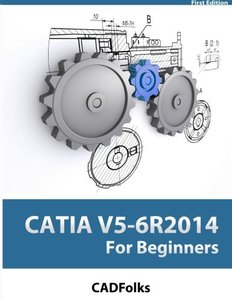 CATIA V5-6R2014 For Beginners-cover