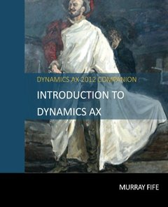 Introduction To Dynamics AX-cover