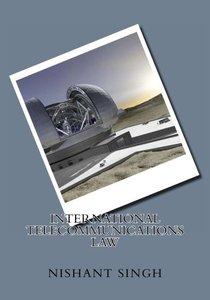 International Telecommunications Law-cover
