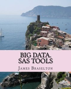 BIG DATA. SAS Tools-cover