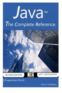 Java: The Complete Reference.-cover