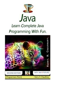 Java: Learn Complete Java Programming With Fun.-cover