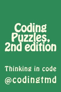 Coding Puzzles, 2nd edition: Thinking in code-cover