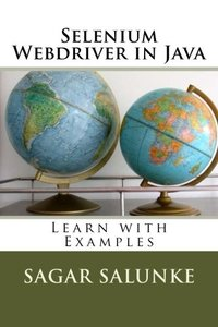 Selenium Webdriver in Java: Learn with Examples-cover