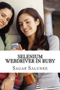 Selenium Webdriver in Ruby: Learn with examples.-cover