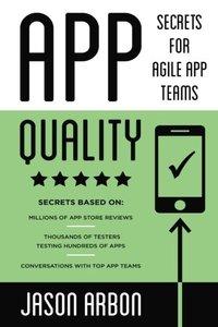 App Quality: Secrets for Agile App Teams-cover