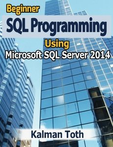 Beginner SQL Programming Using Microsoft SQL Server 2014-cover