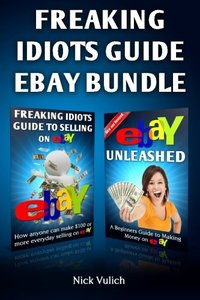 Freaking Idiots Guide Ebay Bundle-cover