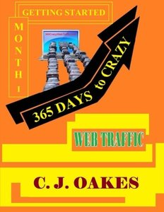 365 Days to Crazy Web Traffic-cover