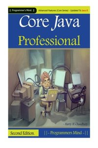Core Java Professional: Advanced Features (Core Series) Updated To Java 8.-cover