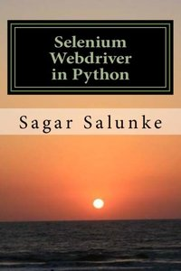 Selenium Webdriver in Python: Learn with Examples-cover