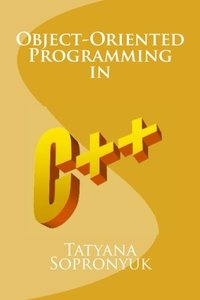 Object-oriented programming  in C++-cover