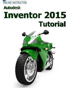 Autodesk Inventor 2015 Tutorial-cover