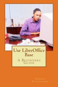 Use LibreOffice Base-cover