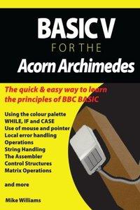 Basic V for the Acorn Archimedes-cover