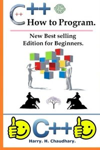 C++ How to Program :: New Best selling Edition for Beginners.-cover