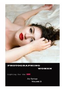 Photographing Women: A guide to the digital photography of women - Lighting the Nude (Volume 3)-cover