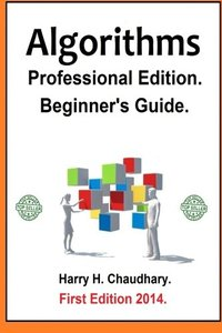 Algorithms, Professional Edition.: Beginner's Guide.-cover