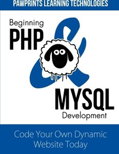 Beginning PHP & MySQL Development: Code Your Own Dynamic Website Today-cover