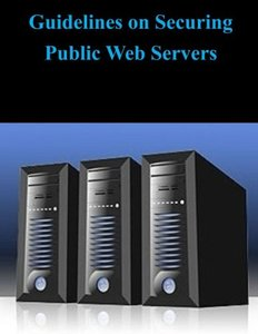 Guidelines on Securing Public Web Servers-cover
