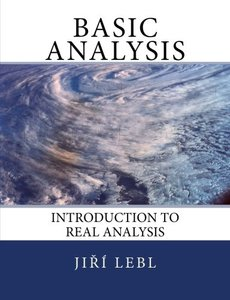 Basic Analysis: Introduction to Real Analysis-cover