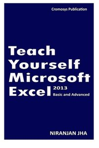 Teach Yourself Microsoft Excel 2013-cover