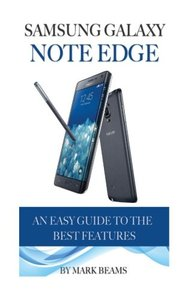 Samsung Galaxy Note Edge: An Easy Guide to the Best Features-cover