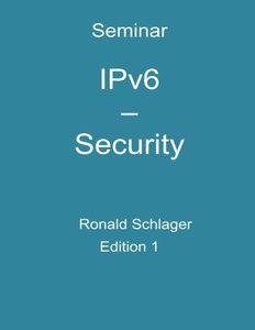 IPv6 - Security-cover