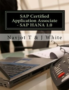 SAP Certified Application Associate - SAP HANA 1.0-cover