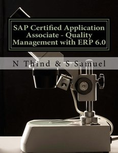 SAP Certified Application Associate - Quality Management with ERP 6.0-cover