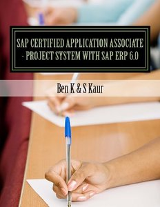 SAP Certified Application Associate  - Project System with SAP ERP 6.0-cover